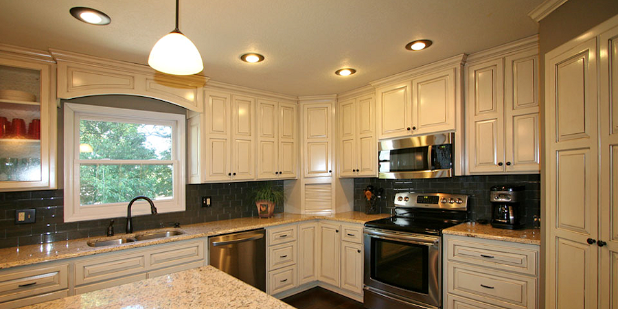 Ordinaire ... Boss Custom Cabinets Custom Residental Cabinets